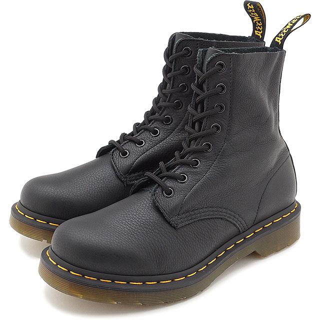 ドクターマーチン Dr.Martens 8ホールブーツ パスカル 1460 PASCAL VIRGINIA メンズ レディース 靴 BLACK [13512006 SS19]