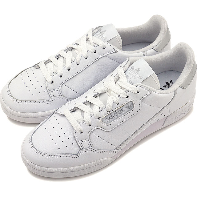 Adidas originals adidas Originals Continental eighty women CONTINENTAL 80s W Lady's sneakers shoes R white ??????? [EE8925 SS19][ts][e]