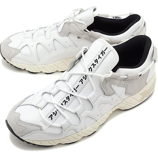 【即納】アシックスタイガー ASICS TIGER ゲルマイ GEL-MAI メンズ レディース スニーカー 靴 WHITE/WHITE [1191A081-100 SS19]