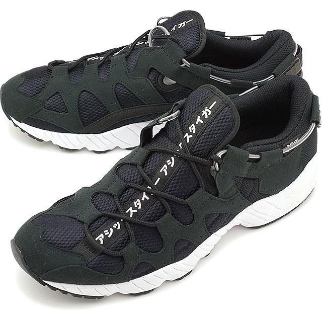 【5%OFFクーポン対象品】【即納】アシックスタイガー ASICS TIGER ゲルマイ GEL-MAI メンズ レディース スニーカー 靴 BLACK/BLACK [1193A098-001 SS19]