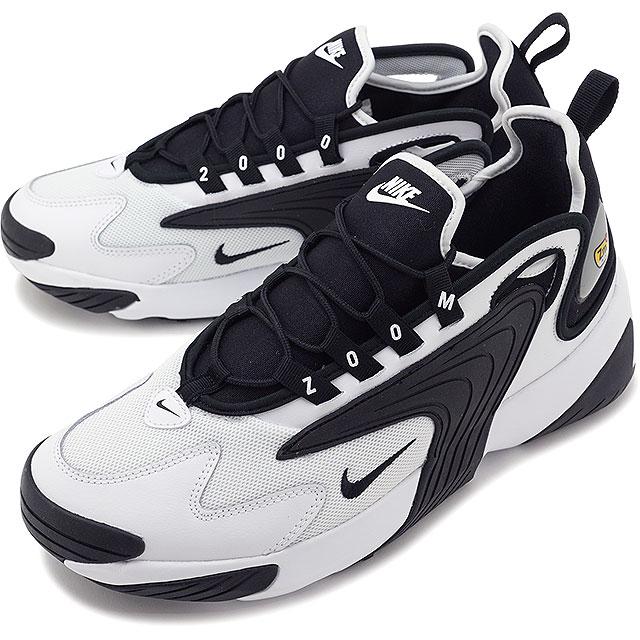 sklep w Wielkiej Brytanii słodkie tanie lepszy Nike NIKE 2000, Laon RUN 2000 men's sneakers shoes white / black  [AO0269-101 SS19]