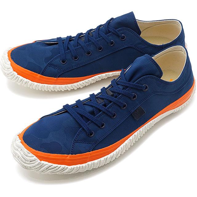 【返品送料無料】スピングルムーブ SPINGLE MOVE 日本製 ジャガード テキスタイル SPM-290 メンズ スピングルムーヴ スニーカー 靴 Smoky Blue [SPM290-171 SS19]