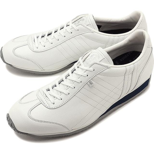【返品送料無料】【シーズン限定】パトリック PATRICK パミール PAMIR メンズ レディース 日本製 スニーカー 靴 ホワイト系 SALT [27190 SS19]