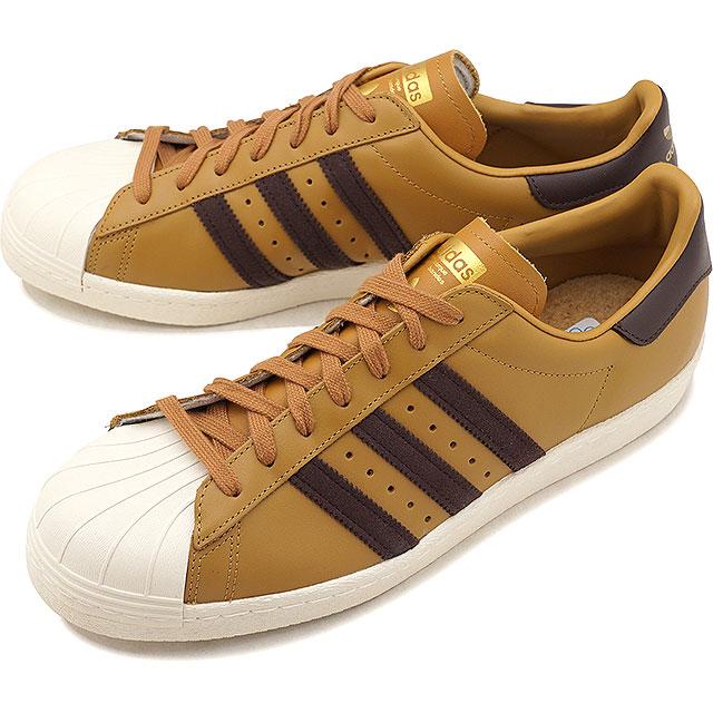 アディダス オリジナルス adidas Originals スーパースター エイティーズ ウィート SUPERSTAR 80s WT メンズ レディース スニーカー 靴 mesa/brown [G28213 FW18]