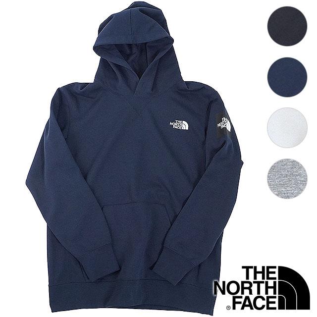 【即納】ザ・ノースフェイス THE NORTHFACE メンズ スクエアロゴフーディー Square Logo Hoodie パーカー [NT11953 SS19]