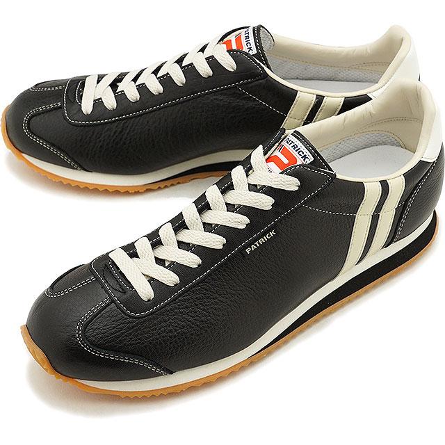 【返品送料無料】【ノベルティプレゼント】パトリック PATRICK スニーカー NEVADA ネバダ メンズ・レディース 日本製 靴 BLACK ブラック 黒 [17511]【定番モデル】