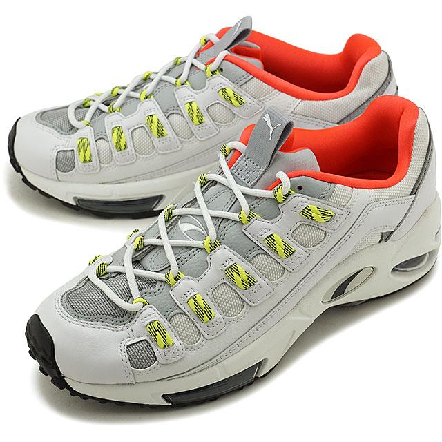 Puma PUMA cell Edinburgh rebound CELL ENDURA REBOUND men Lady's sneakers shoes Puma white white system [369,806 01 FW19]