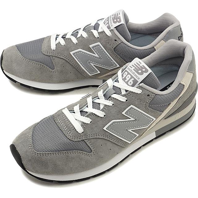 【カードで3倍】ニューバランス newbalance CM996 メンズ・レディース Dワイズ スニーカー 靴 GRAY グレー系 [CM996BG]【e】