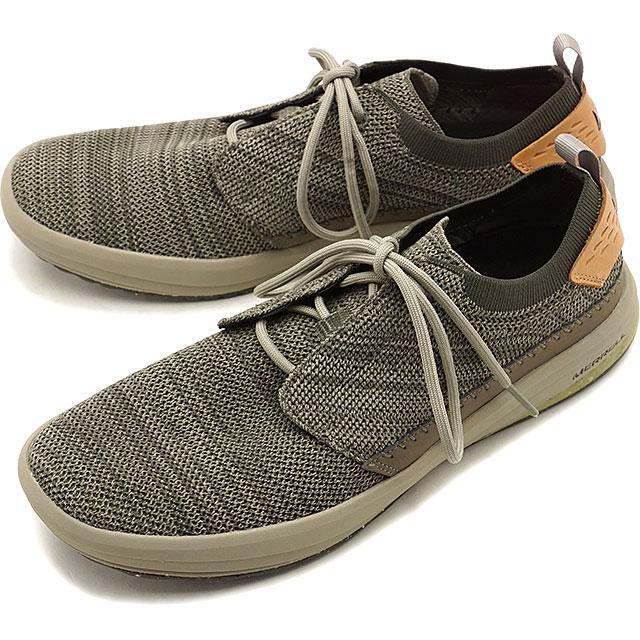 【20%OFF/SALE】メレル MERRELL メンズ グリッドウェイ MNS GRIDWAY リラックス スニーカー 靴 BOULDER グレー系 [97465 SS19]【ts】【e】