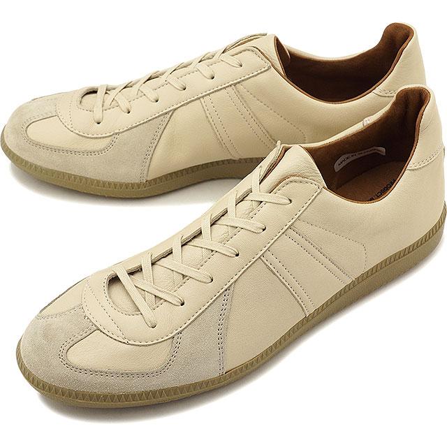 【5/1限定!カード&エントリー19倍】リプロダクション オブ ファウンド ジャーマントレーナー REPRODUCTION OF FOUND メンズ・レディース ミリタリースニーカー 靴 1700L PANNA