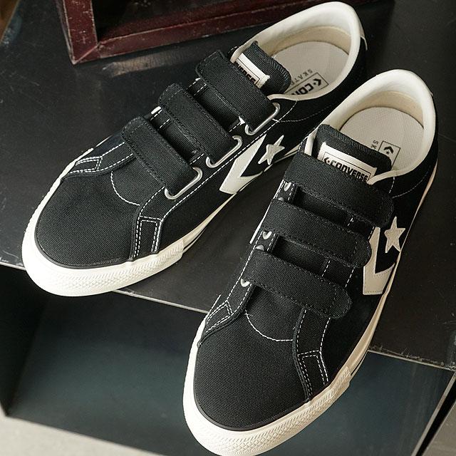 velcro black converse \u003e Clearance shop