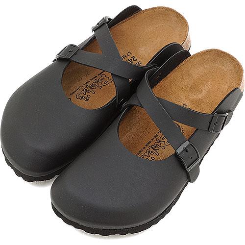 Birki's building key Rowley sandals Raleigh (Bill co) black (BK531143) /BIRKENSTOCK ビルケンシュトックレディース fs3gm