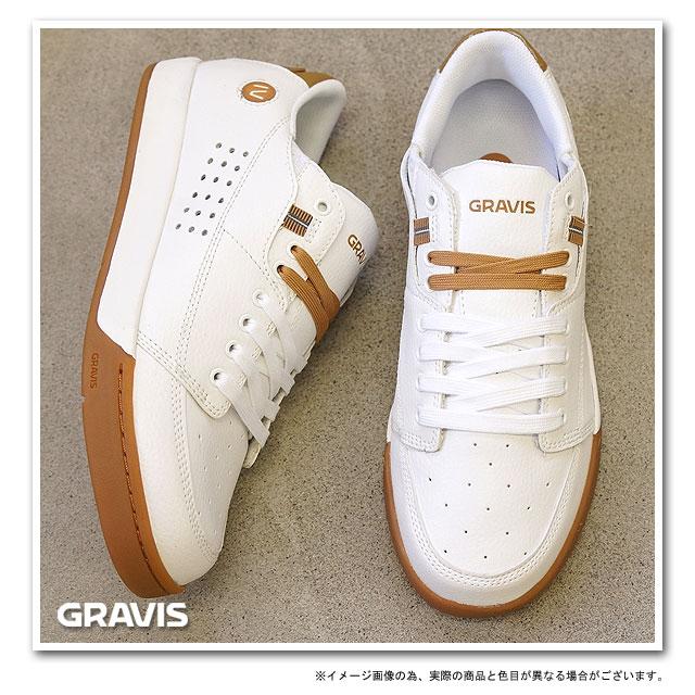 GRAVIS TARMAC MNS WHITE 282276-100