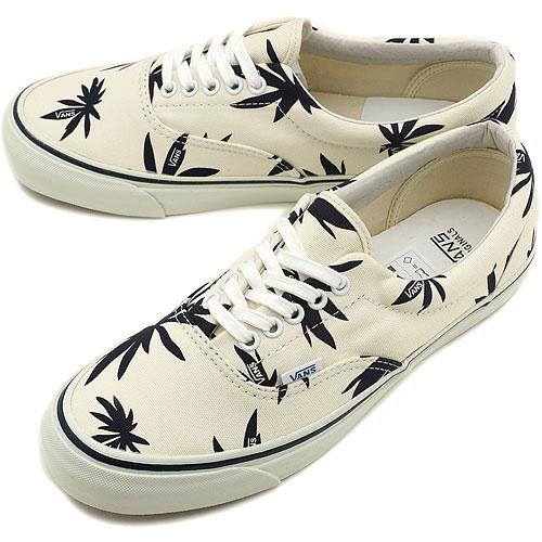 5c5af8b6c4 VANS vans sneakers VALUT OG ERA LX ( PALM LEAF ) Volt original Ella LX ( PALM  LEAF ) ( VN-0ODZ5LC SS12 ) WHITE NAVY fs3gm