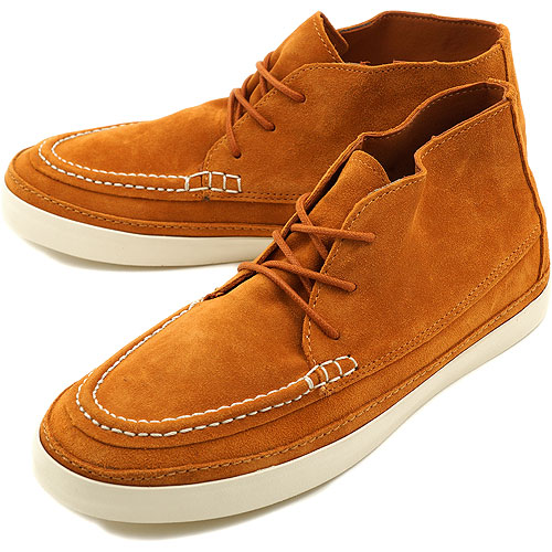 VANS vans sneakers CALIFORNIA MESA MOC CA California mesa mock SUEDE SUDAN BROWN TURTLEDOVE VN 0QGB6E7 FW12 fs3gm