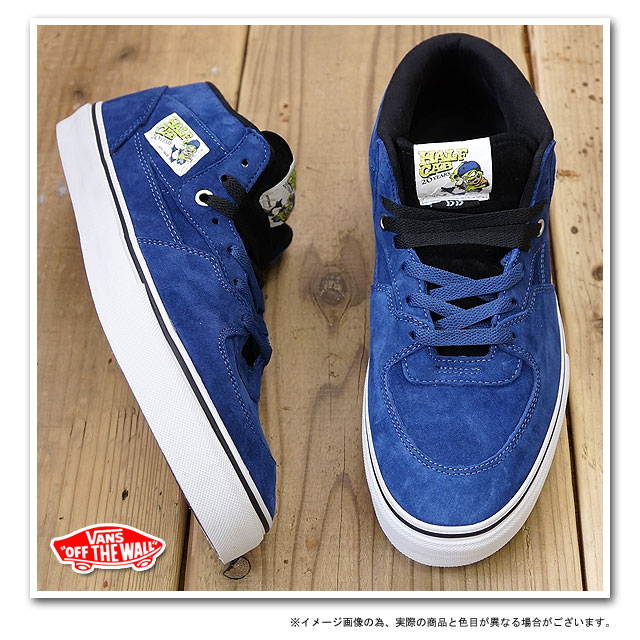 511bbcc9dd5dbc □□Model DIRTY DONNY (VN-0HAV6XB FW12) of the 20th anniversary of VANS vans  sneakers HALF CAB 20th half cab
