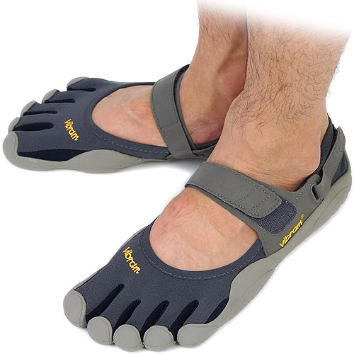 outlet store 92abe 922ba Vibram FiveFingers Vibram five fingers men SPRINT Castel Rock Navy Grey  Vibram five fingers ...