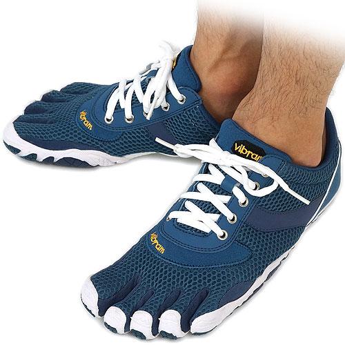Vibram FiveFingers Vibram five fingers mens SPEED Blue/Indigo Vibram five fingers five finger shoes barefoot ( M336 ) fs3gm