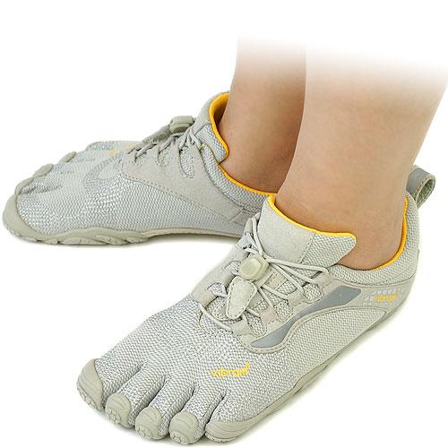 separation shoes 8fc55 f44fd Vibram FiveFingers Vibram five fingers men s  amp  o women s BIKILA LS Silver  Vibram five fingers ...