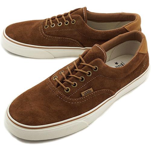 VANS vans sneakers CALIFORNIA ERA 59 CA California Ella 59 ( PIG SUEDE ) (  VN-0LYJ7O5 SS13 ) RUBBER f90b1cb813