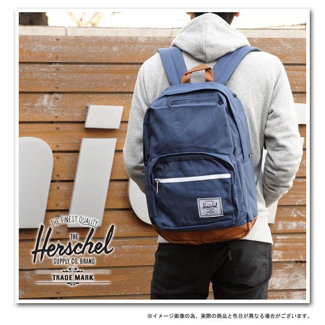 2f2cf1c62d2 Herschel Supply Herschel supply bag Pop Quiz pop quiz Backpack Rucksack  daypack NAVY (H-123-02-04-OS FW 12)