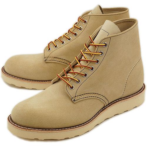 【返品サイズ交換可】レッドウィング クラシック ワークブーツ 6インチ ラウンドトゥ/プレーントゥ REDWING 8167 CLASSIC WORK BOOTS 靴