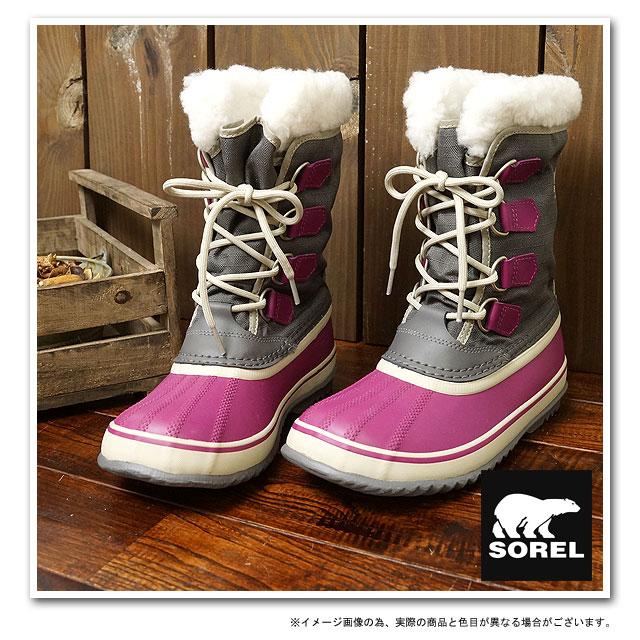 SOREL Sorel boots WINTER CARNIVAL boots Winter Carnival TAWNY ( NL1495-014 FW12 ) fs3gm