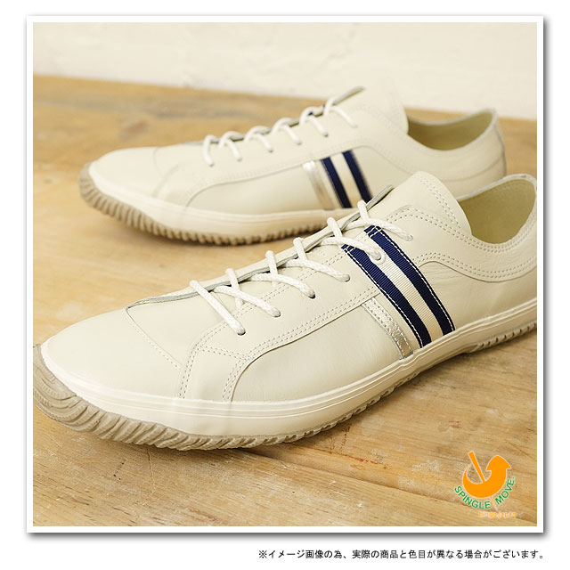f1814df383 SPINGLE MOVE spingarmove SPM-036 スピングルムーヴ sneakers spingle move SPM036  IVORY NAVY (SS13)
