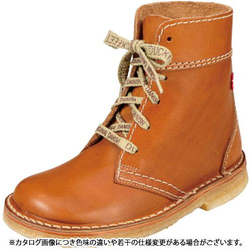 duck feet ダックフィート靴 [DUNSKE ダンスク] DN4600 レザーブーツ ブラウン靴 [DN4600200 SS13]
