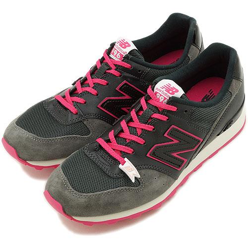 88fbd19e68 ■■newbalance New Balance sneakers WR996 D Wise BLACK/GRAY/PINK (WR996AJE  SS13)