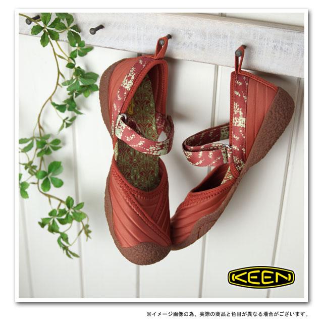 KEEN keen WMN Madrid MJ sneakers Madrid Mary Jane women's Chutney/Paradise Green ( 1009714 SS13 ) fs3gm