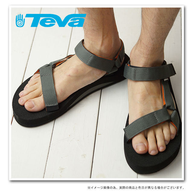 Teva Teva Sandals Mush Universal M's mash universal men's Gunmetal ( 1004754 SS13 ) fs3gm