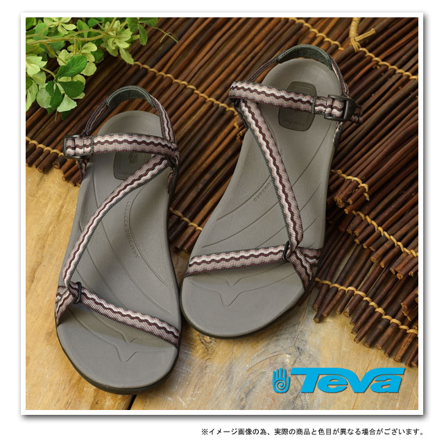 27d45d5b9e3d2 ... □ 30 %OFF! surprise □ Teva Teva Sandals Zirra Gira women s sports  Sandals MAAT BROWN ( 1000035-MTBR SS13 ) fs3gm