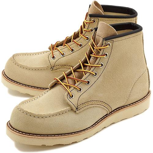 【返品サイズ交換可】レッドウィング クラシック ワークブーツ 6インチ モックトゥ アイリッシュセッター 8173 REDWING CLASSIC WORK BOOTS 靴【コンビニ受取対応商品】