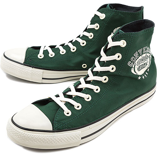 ■ 50 %OFF! surprise ■ CONVERSE Converse sneakers ALL STAR COACHJACKET HI all star coaches jacket Hi GREEN ( 32662454 SS13 ) fs3gm