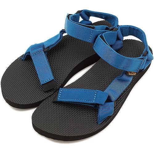 761150b1f6f7cd Teva Teva sandals Original Universal W s original universal women Mykonos  Blue (1003987 SS13)