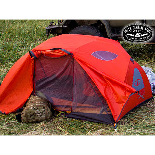 POLeR polar One Man Tent autocrat tent Orange (SS13) fs3gm  sc 1 st  Rakuten & mischief | Rakuten Global Market: POLeR polar One Man Tent ...