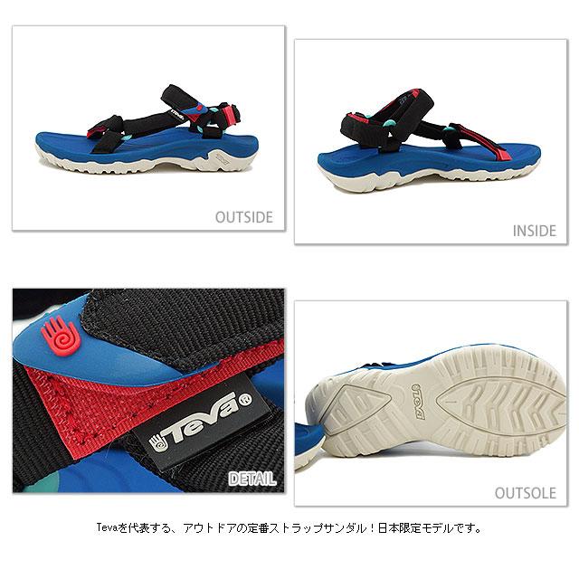 Teva Teva Sandals XLT Hurricane Hurricane XLT men's and women's sports Sandals BLACK ( 1003609 SS13 ) fs3gm