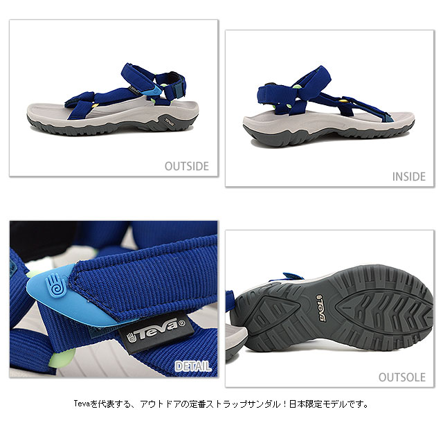 Teva Teva Sandals XLT Hurricane Hurricane XLT men's and women's sports Sandals PURPLE ( 1003609 SS13 ) fs3gm