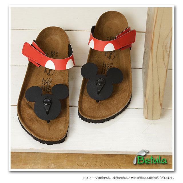 蔽日的比尔托芬奴凉鞋托菲诺迪斯尼 (vircoflow) 由勃肯女性米奇头 (b102671/b103351 SS13) /birenstoc