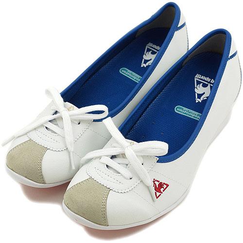 le coq sportif Le Coq Sportif Lady s sneakers MONTPELLIER WD Montpellier WD  WBR (QFM3134WB SS13) 06a5a3ff88