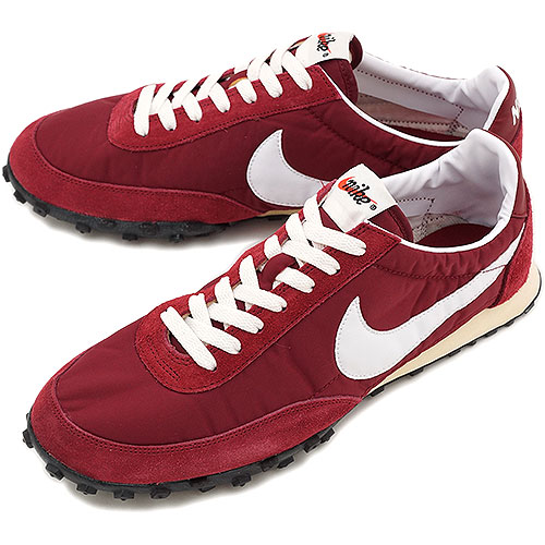 NIKE Nike sneakers WAFFLE RACER VNTG waffle racer vintage team red / white  / sail / black ( 316658-610 FW13 )