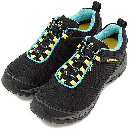MERRELL Merrell Womens sneakers Chameleon 5 storm CHAMELEON 5 STORM GTX Gore-Tex Womens BLACK ( 57242 ) fs3gm