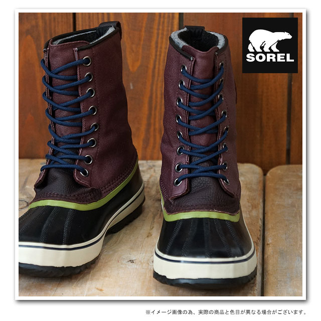 Sorel 1964 Premium Canvas Boots BQfAgJtg