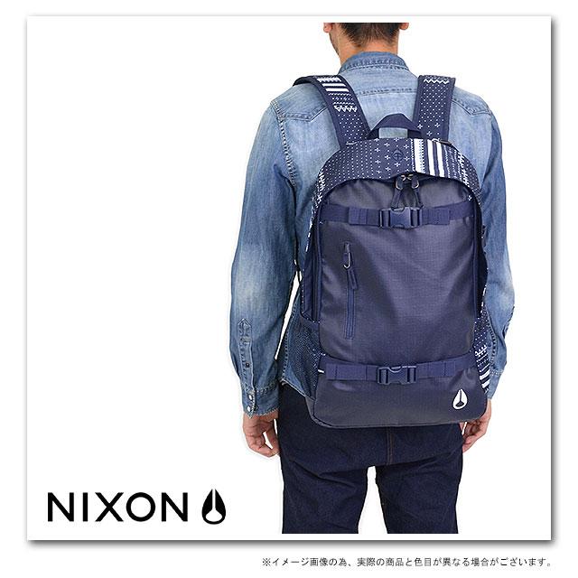 尼克松尼克松袋史密斯 SKATEPACK II 史密斯滑板包 2 (背包背囊背包) 海军警卫 (NC19541471-00 FW13)