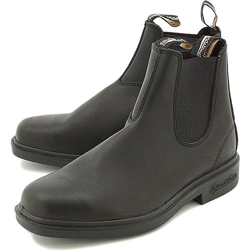 Blundstone ブランドストーン サイドゴアブーツ BS063 スムースレザー ボルタンブラック靴 (BS063089)【コンビニ受取対応商品】