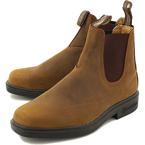 Blundstone ブランドストーン サイドゴアブーツ BS064 クレイジーホースレザー ウェザー クレイジーホース靴 (BS064680)【コンビニ受取対応商品】