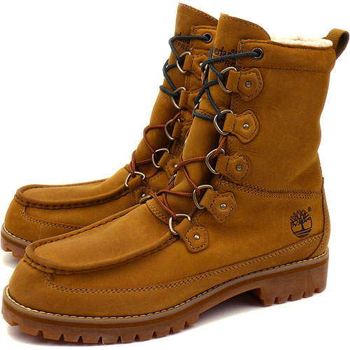 ■ 50 %OFF! surprise In addition ■ TIMBERLAND Timberland boots NEW MARKET MUKLUK WP Newmarket ムクルク winter boots WP TAN NUBUCK ( 43580 ) fs3gm.