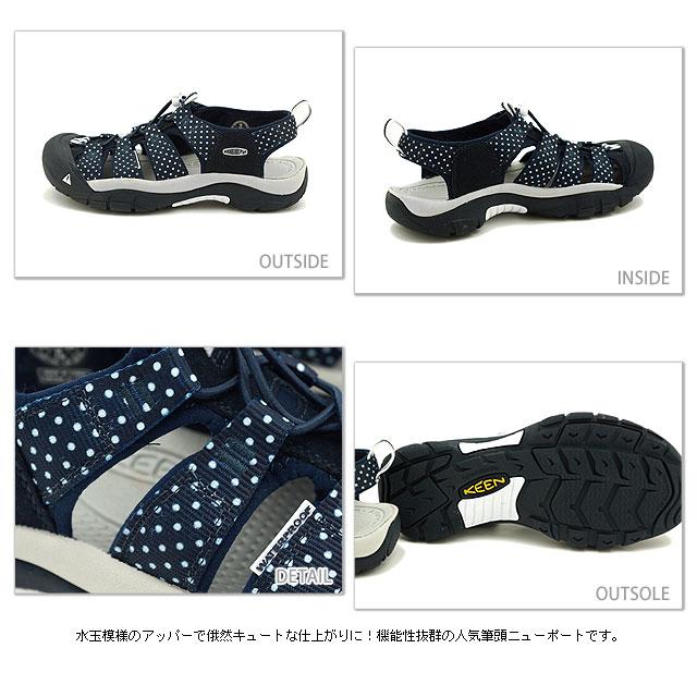 KEEN keen MENS Newport H2 Sport Sandals Newport H2 men Mizutama ( 1007182 )