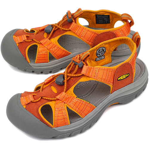 KEEN Kean WMNS Venice H2 sports sandal Venice H2 women Burnt Orange Bar  (1004011 SS12)